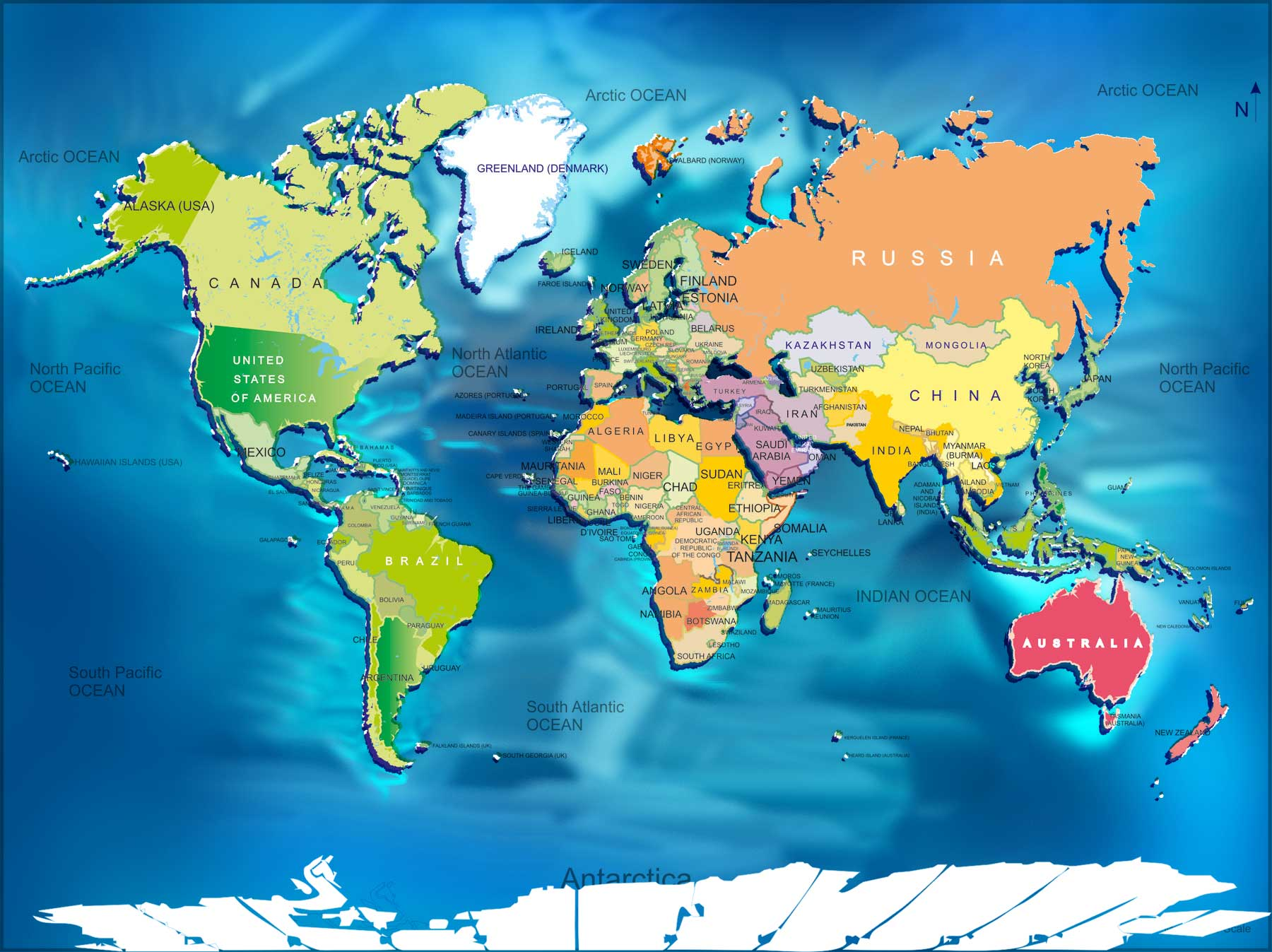 World Travel Map Travel smart – World Map For Travel